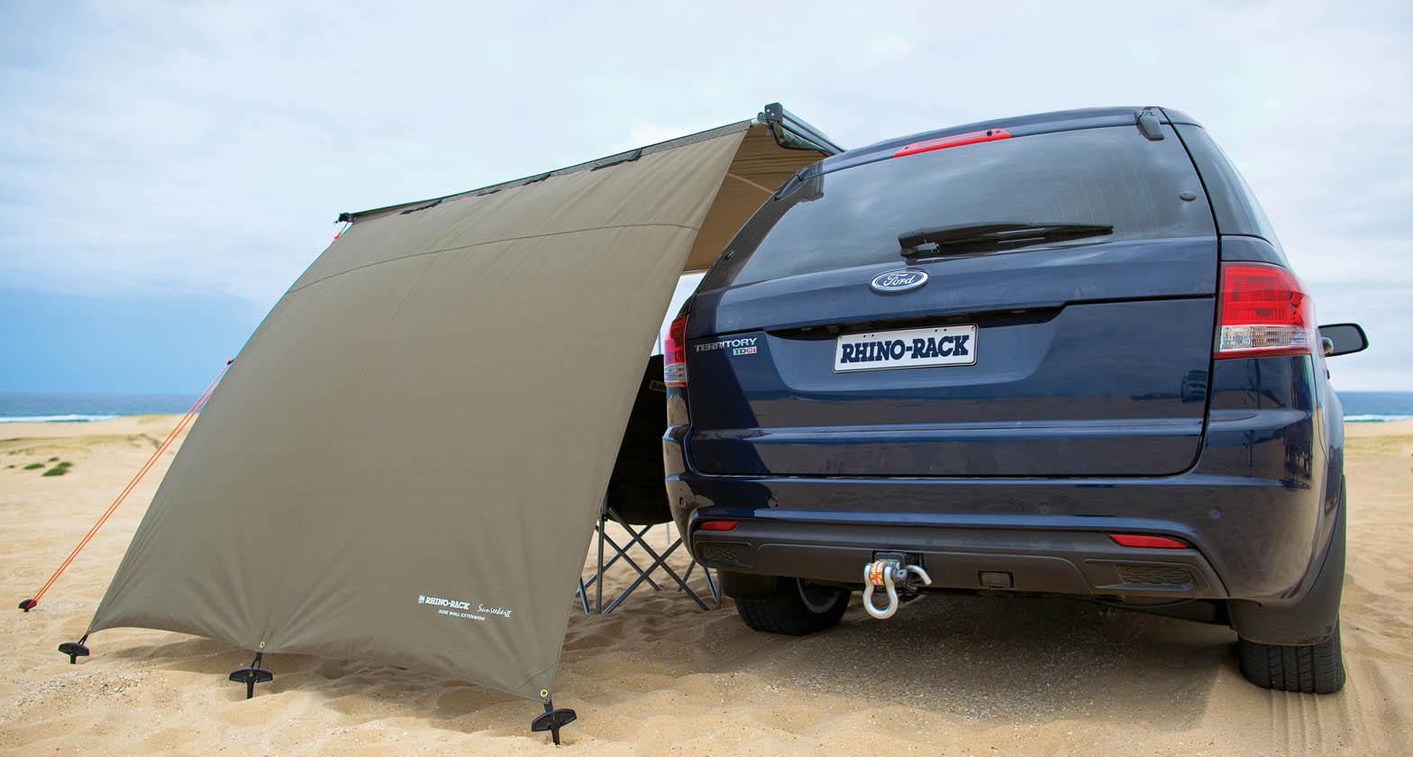RhinoRack Sunseeker Awning Side Wall ライノラック サンシーカー オーニング サイドウォール