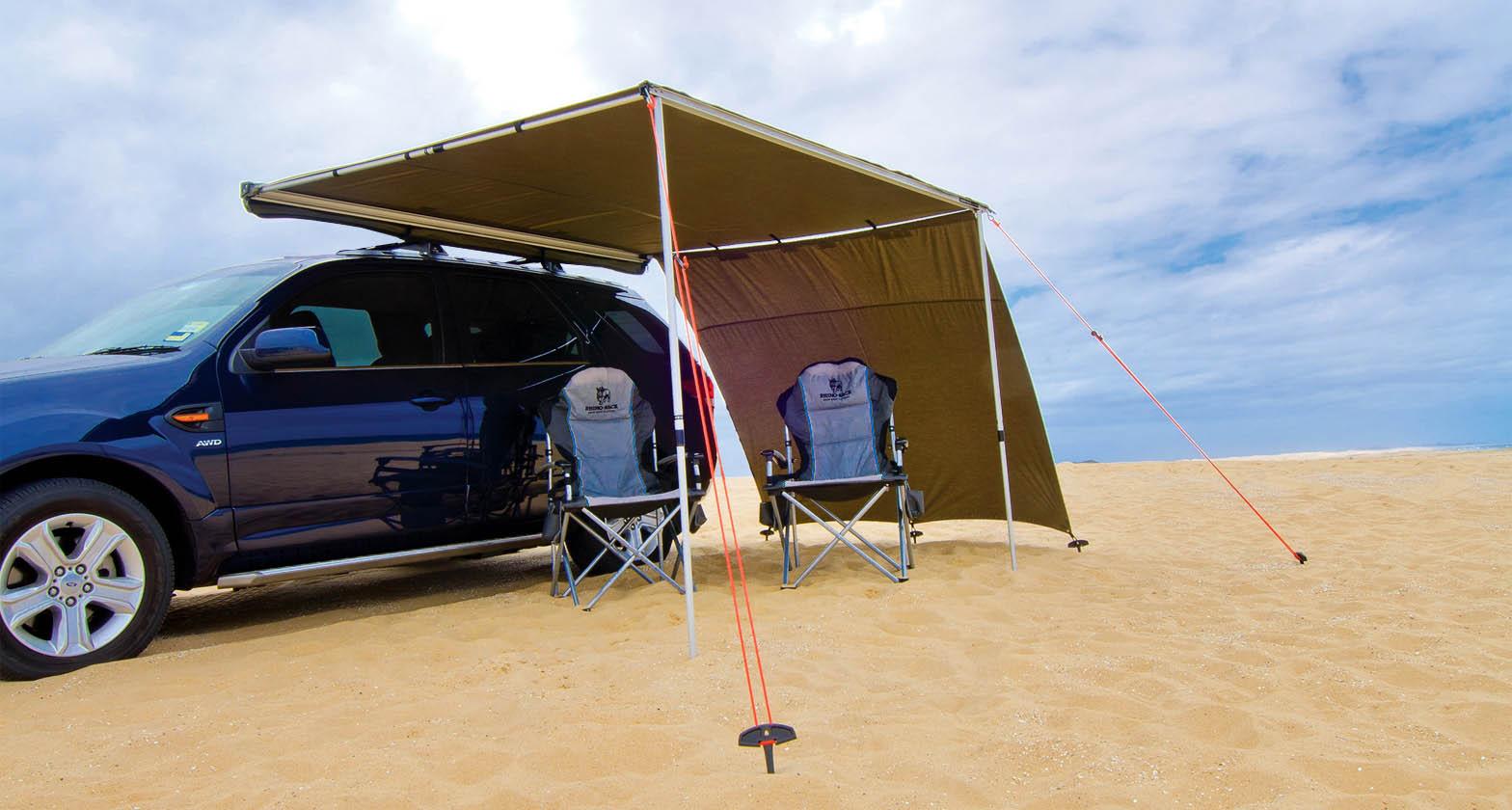 RhinoRack Sunseeker Awning Side Wall ライノラック サンシーカー オーニング サイドウォール 32112