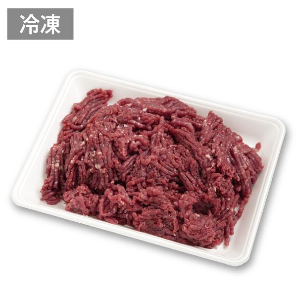 【冷凍】 鹿ミンチ (犬用)