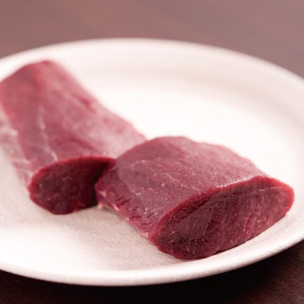 国産 鹿肉ロースブロック