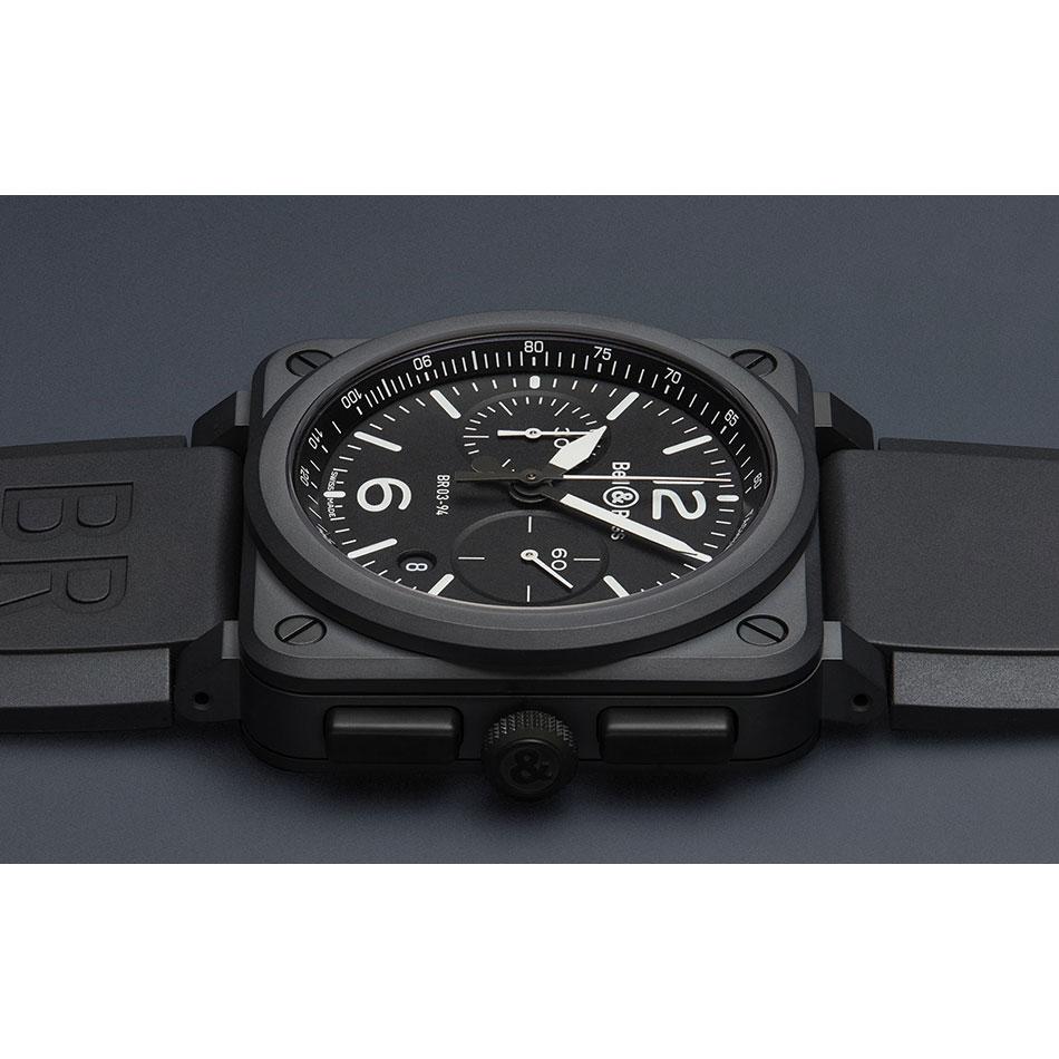 ベル&ロス BR 03-94 BLACK MATTE BR0394-BL-CE