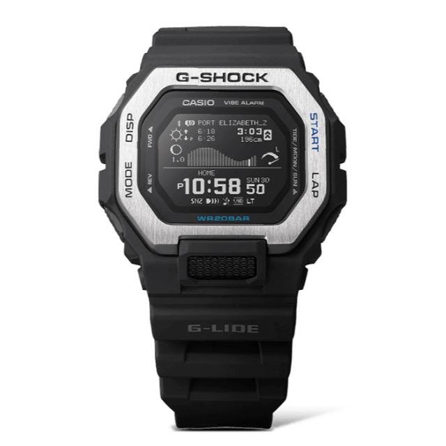 カシオ G-SHOCK G-LIDE GBX-100-1JF