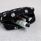刺子織横型BOXポーチ 七五三/紺