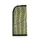 【新作】 刺子織メガネケース フランス縞 / 薄緑