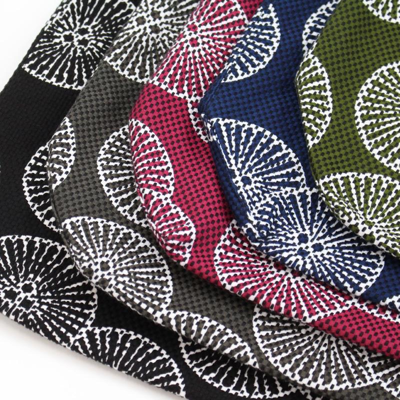 刺子織トートバッグ L 重ね松 【全5色】
