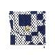刺子織小銭入れ 市松【全7色】
