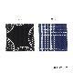 刺子織コースター / 重ね松 【全2色】