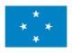 ミクロネシア 地球にやさしい国旗・外国旗