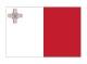 マルタ 地球にやさしい国旗・外国旗