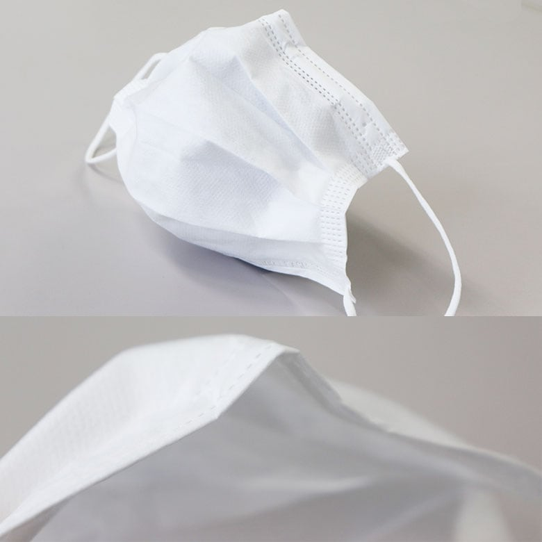パラメディカル メジャーリーガー M101 医療用高性能マスク 1箱×50枚入【個包装ではございません】【メール便不可】