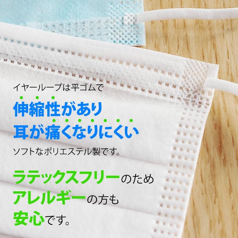 メディコム プロレーンマスク 50枚入り【個包装ではございません】 【メール便不可】