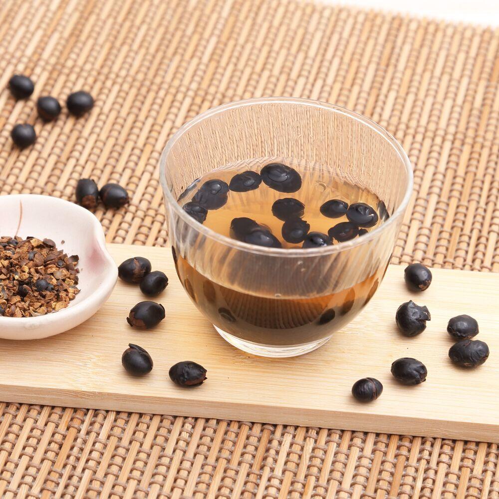黒豆茶 国産 食べる黒豆茶 500g 北海道産 焙煎 煎り黒豆 黒まめ茶 くろまめ茶 クロマメ茶 ノンカフェイン 健康茶 ダイエット 黒豆 妊婦 お茶 送料無料