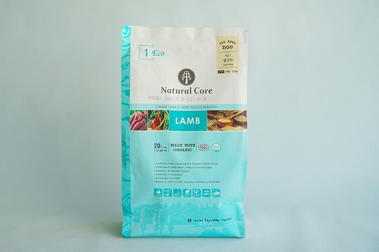 ECO1 Organic Lamb(ラム)1kg