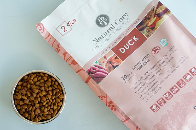 ECO2 Organic Duck(ダック)1kg