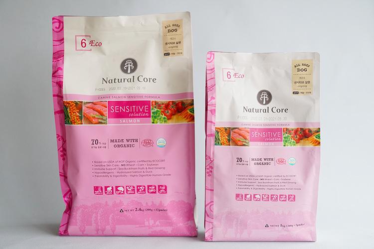 ECO6 sensitive solution Salmon(センシティブソリューション/サーモン)1kg