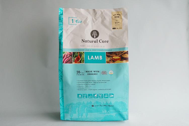 ECO1 Organic Lamb(ラム)2kg