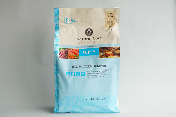 ECO5b Puppy Salmon(子犬/サーモン)2.4kg