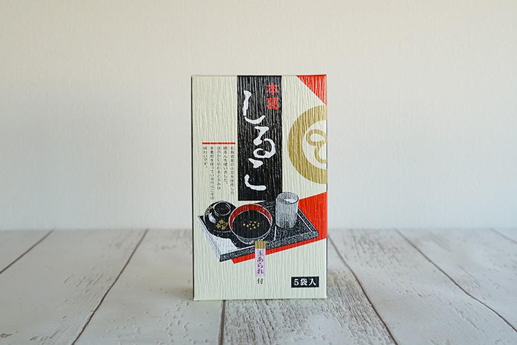 廣八堂 しるこ(玉あられ付) 45g×5袋