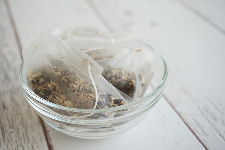 有機レモングラス生姜紅茶