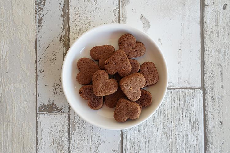 ヴィーガンクッキー ココア&アーモンド