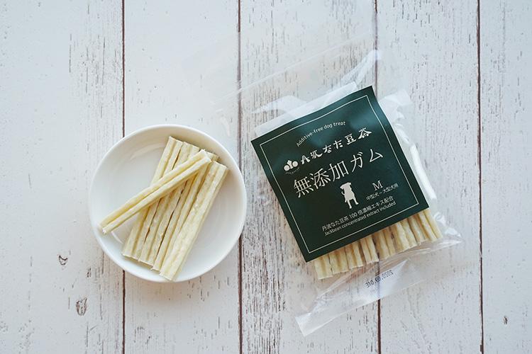 丹波なた豆茶 犬用無添加ガム(中型犬〜大型犬用)