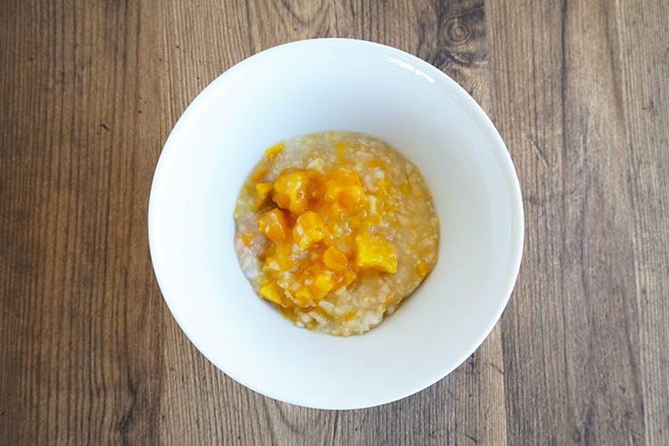 玄米かぼちゃ粥 200g