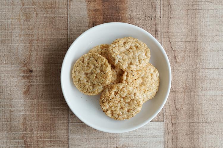 【NEW】有機玄米使用ポン菓子 海鮮だし味 29g