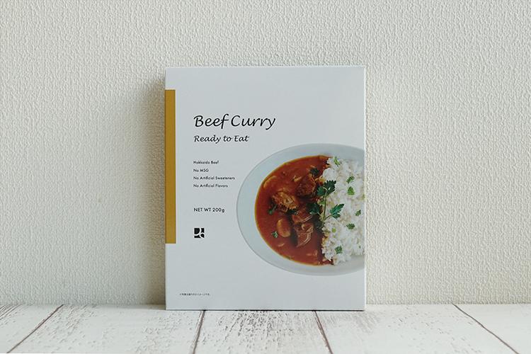 【NEW】プレミアムビーフカレー(国産有機牛肉使用)