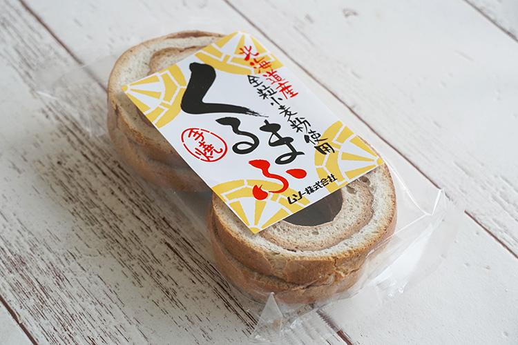 くるまふ 北海道産全粒小麦粉使用 6枚