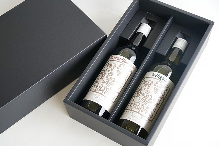 【ギフト】五一ワイン 赤・白ワイン2本セット