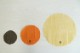 aco wrap ミツロウから作った天然ラップ 泥色 Mサイズ(直径19cm)