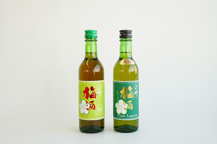 三河 梅酒10 360ml