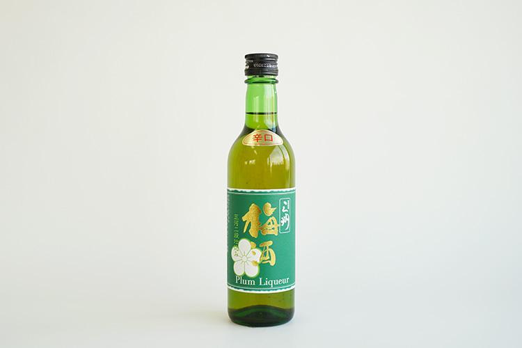 三河 梅酒 辛口 360ml