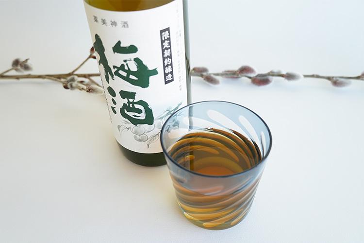玄米焼酎仕込み梅酒 720ml