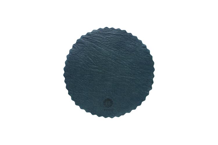 aco wrap ミツロウから作った天然ラップ 青色 Mサイズ(直径19cm)