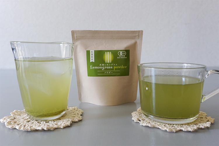 有機レモングラス パウダー