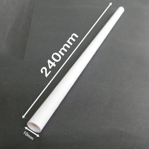綿菓子用紙筒棒長24cm 100入