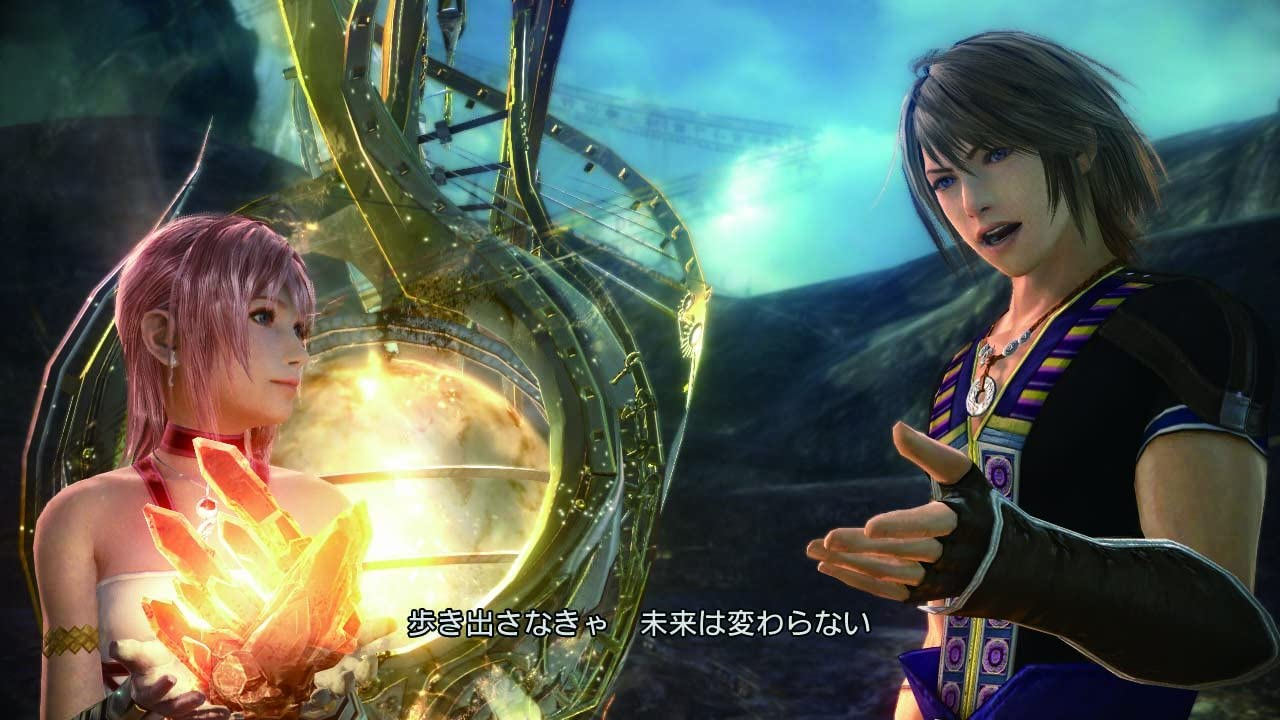 ファイナルファンタジーXIII-2 - PS3