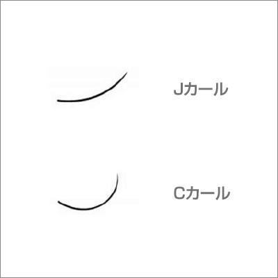 レーザーエクステ ミンクラッシュ MIX Cカール 0.2mm×7mm〜14mm