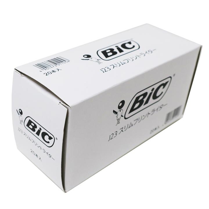 BIC J23 スリムライター 20本セット