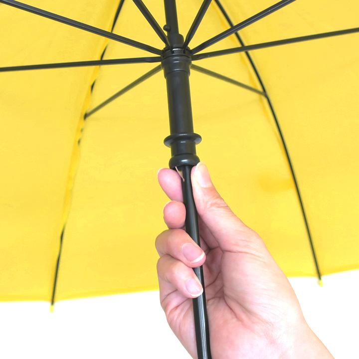 【予約注文9月中旬入荷予定】子供傘 55cm 安全カバー付手開き傘 60本セット(1c/s)