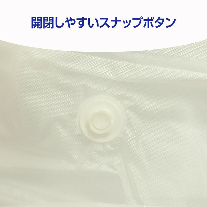 オリジナル ポケットレインコート 男女兼用フリーサイズ 30個セット