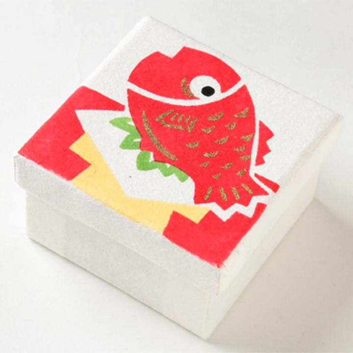 COVACO(コバコ) 箱入り飴 めで鯛(宇治てまり) 60箱セット(10×6c/s)