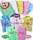 粗品のし付フェイスタオル カラータオル200袋(1c/s) 白 ピンク 青 黄色 緑から選べます