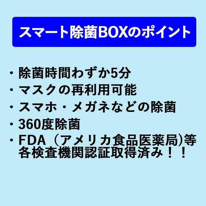 スマート除菌BOX 5個セット