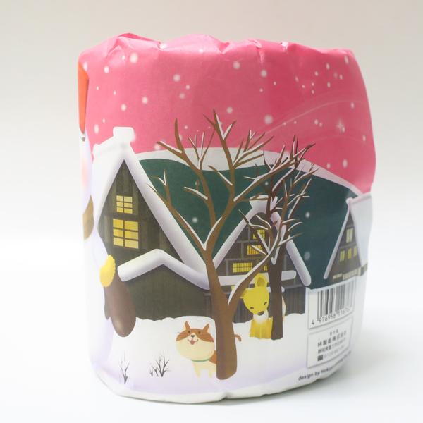 雪だるま トイレットペーパー 100個(1c/s)