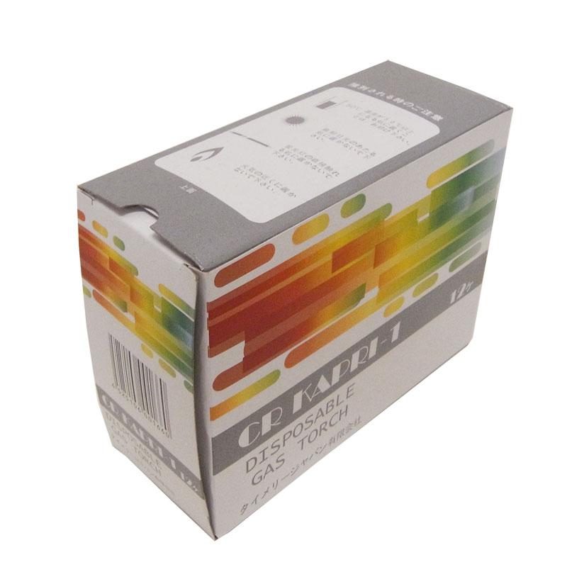 タイメリー CR KAPRI(カプリ) 透明4色セット