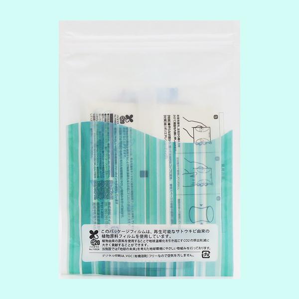 衛生セット(組立紙コップ・ハンドソープ・マウスウォッシュ) 120セット(1c/s)