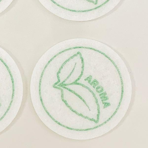 AROMA マスク抗菌パッチ 1シート10枚入 100シート(AMP10)