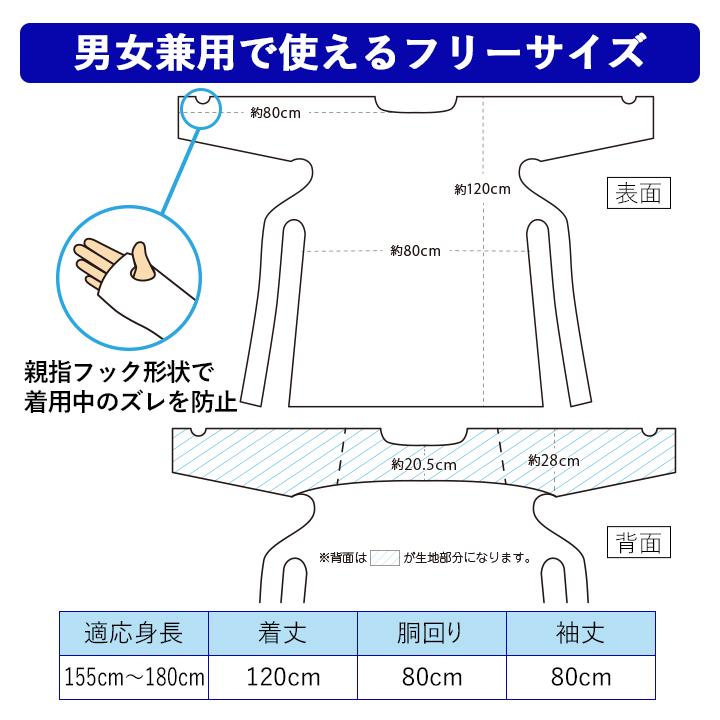 【即納】使い捨て衛生エプロン 男女兼用フリーサイズ 30枚セット